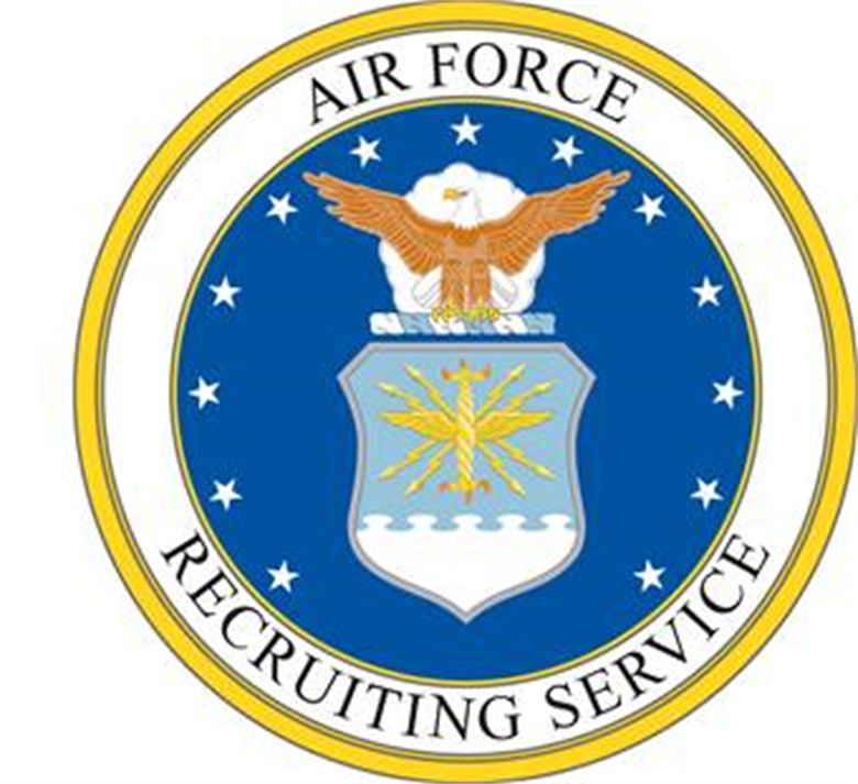 Air Force Recruiting Service Logo